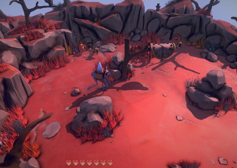 Daliphantus screenshot 2