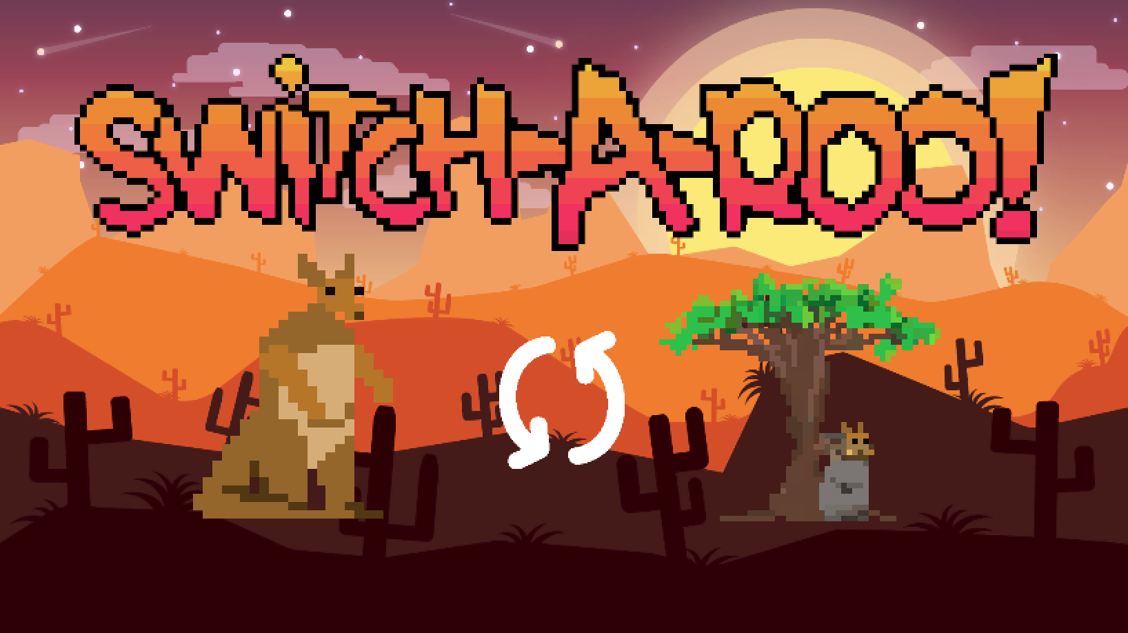 Switch-A-Roo | Global Game Jam®