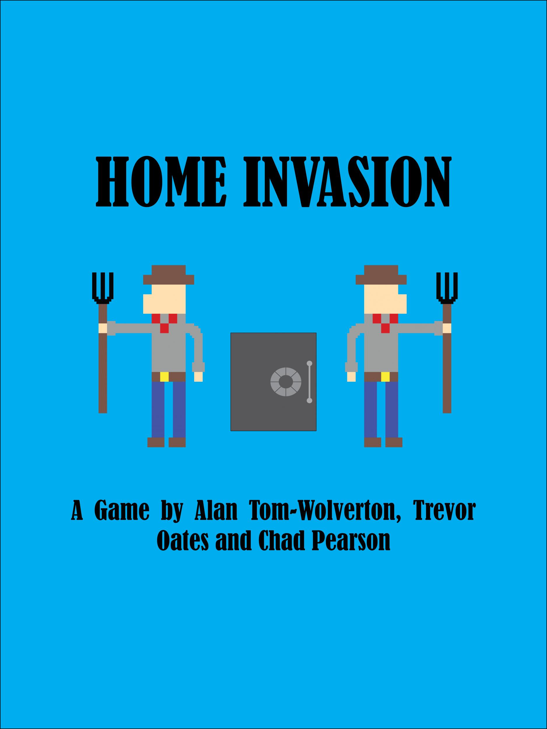 Home Invasion Global Game Jam