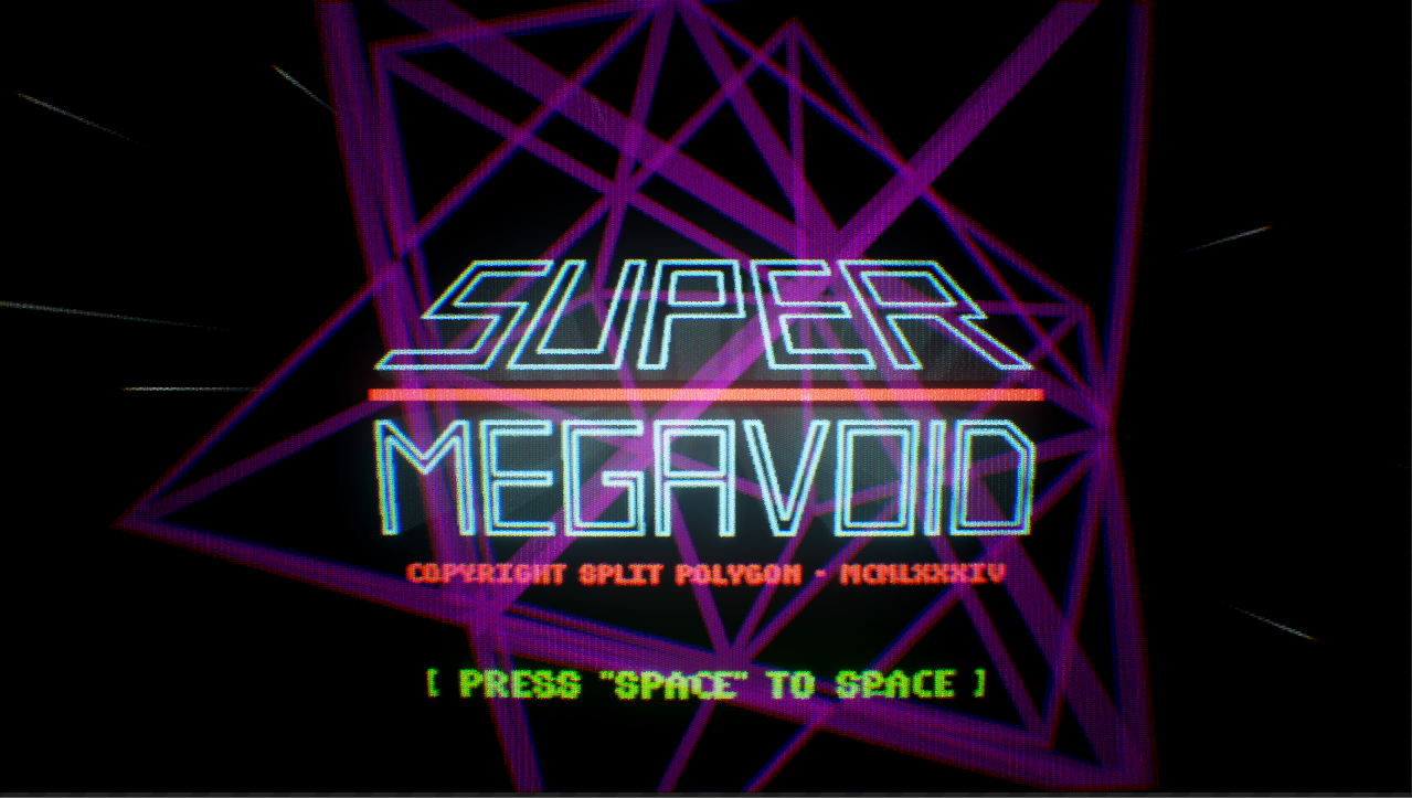 SUPER MEGA VOID   Global Game Jam®
