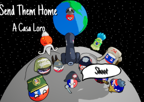 Send Them Home (A Casa Loro)