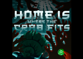The home is where the crab fits