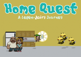 Home Quest: A Legen-Dairy Journey