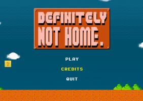 Definitely Not Home