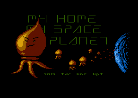 My Home, My Planet, My Space