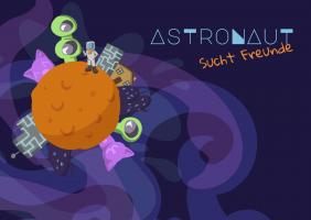 Astronaut sucht Freunde
