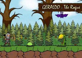 GERALDO: The Rogue