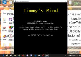 Timmy's Mind