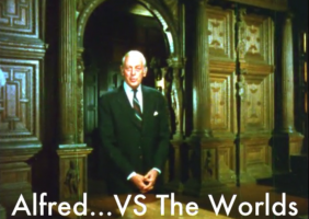 Alfred...VS The Worlds