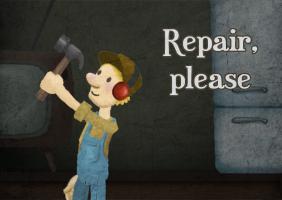 Repair, please