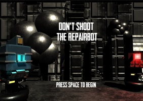 Don't Shoot The Repairbot