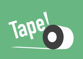 Tape!