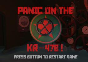 Panic on the KR-476