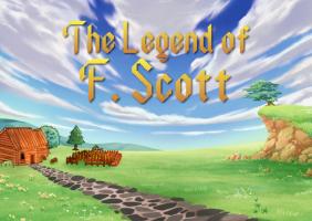 The legend of F. Scott