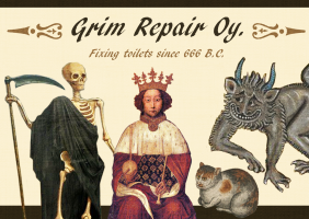 Grim Repair Oy.
