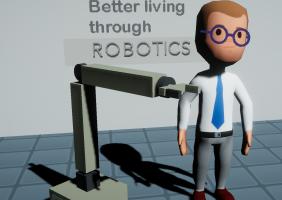 Better living through ROBOTICS