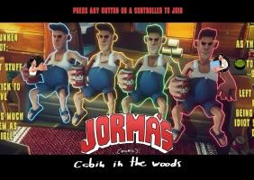 Jorma's (mom's) cabin in the woods