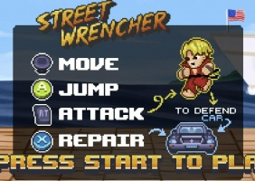 Street Wrencher