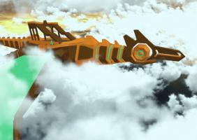 Wings of Ladon