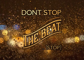 Don't Stop The Beat (Stop)