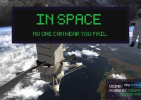 In space no one can hear you fail