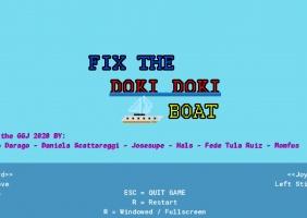 FIX THE DOKI DOKI BOAT