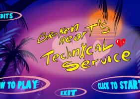 Broken heart's technical service