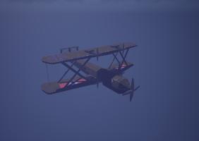 Airforce 1- Redd Erna fra å kræsje