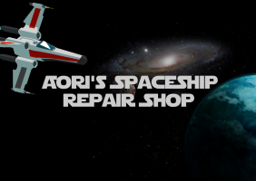 Aori's Spaceship Repair Shop