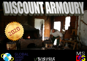 Discount Armoury