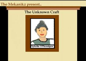 Unknown Craft