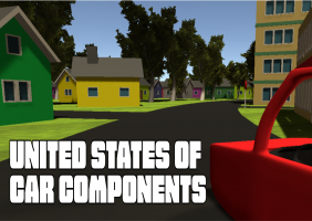 United States of Car Components