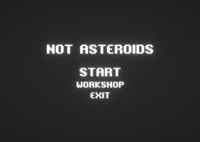 Not Asteroids