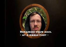 Repairing your soul - at a small cost