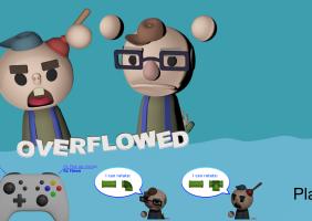 Overflowed
