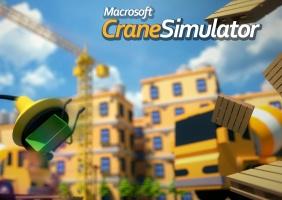 Macrosoft Crane Simulator
