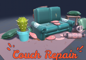 Couch Repair