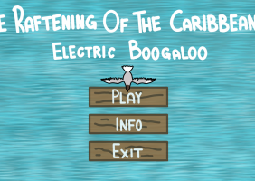 The Raftening of the Caribbean 2: Electric Boogaloo