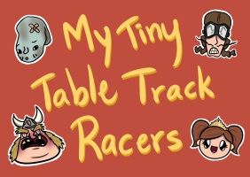 My Tiny Table Track Racers