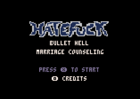 HateF#ck: Marriage Counseling Bullet Hell