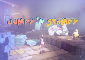 Jumpy 'n Stompy