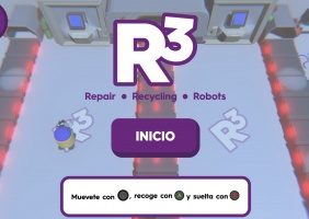 R3:  Repair - Recycling  - Robots