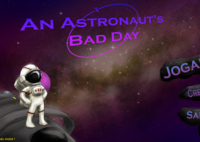 An Astronaut's Bad Day