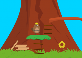 Bucky's Treehouse Repair