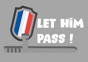 Let Him Pass!