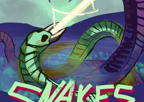 Snakes whit Guns