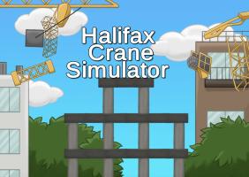 Halifax Crane Simulator
