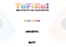 ToFiRu! Employee of the year edition