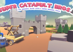 Super Catapult Bros