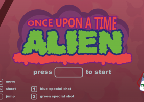 Once upon a time...Alien!